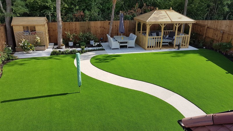 Pros & Cons of Artificial Grass | LazyLawn